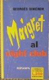 Portada de MAIGRET E IL NIGHT CLUB
