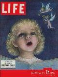 Portada de LIFE MAGAZINE FROM DECEMBER 22, 1947 - CHRISTMAS CAROLS