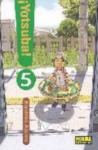 Portada de ¡YOTSUBA! Nº 5 (2ª ED)