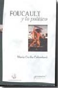 Portada de FOUCAULT Y LO POLITICO