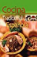 Portada de COCINA TRADICIONAL ESPAÑOLA