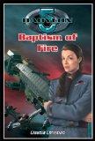 Portada de BAPTISM OF FIRE (BABYLON 5)