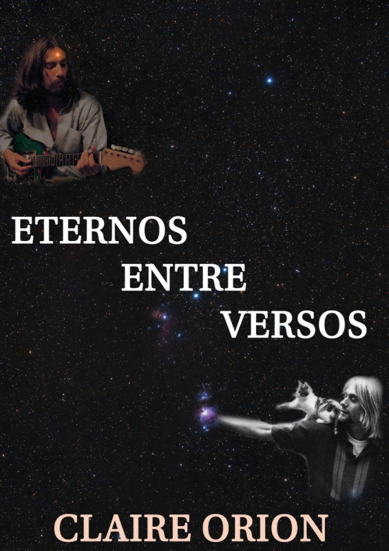 Portada de ETERNOS ENTRE VERSOS