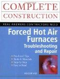 Portada de FORCED HOT AIR FURNACES