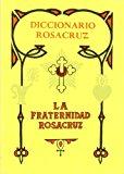 Portada de DICCIONARIO ROSACRUZ