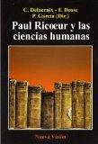 Portada de PAUL RICOEUR Y LAS CIENCIAS HUMANAS