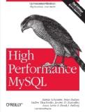 Portada de HIGH PERFORMANCE MYSQL: OPTIMIZATION, BACKUPS, REPLICATION, AND MORE: OPTIMIZATION, BACKUPS, REPLICATION, AND LOAD-BALANCING