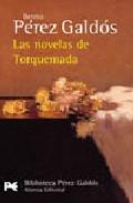 Portada de LAS NOVELAS DE TORQUEMADA