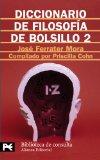 Portada de DICCIONARIO DE FILOSOFIA DE BOLSILLO: I-Z