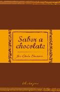 Portada de SABOR A CHOCOLATE
