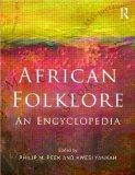 Portada de AFRICAN FOLKLORE