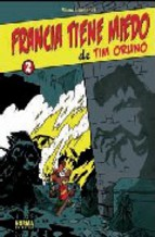 Portada de TIM ORUNO 2: FRANCIA TIENE MIEDO DE TIM ORUNO
