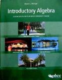 Portada de INTRODUCTORY ALGEBRA (CUSTOM EDITION FOR PALM BEACH COMMUNITY COLLEGE)
