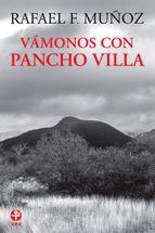 Portada de VÁMONOS CON PANCHO VILLA (EBOOK)