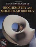 Portada de OXFORD DICTIONARY OF BIOCHEMISTRY AND MOLECULAR BIOLOGY