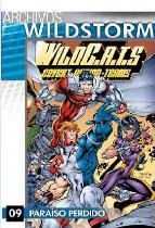 Portada de ARCHIVOS WILDSTORM: WILDCATS VOL. 9