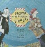 Portada de LICINDA Y EL INSPECTOR VINAGRE