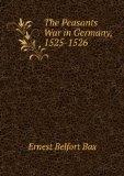 Portada de THE PEASANTS WAR IN GERMANY, 1525-1526