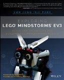 Portada de EXPLORING LEGO MINDSTORMS EV3: TOOLS AND TECHNIQUES FOR BUILDING AND PROGRAMMING ROBOTS
