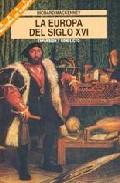 Portada de LA EUROPA DEL SIGLO XVI