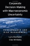 Portada de CORPORATE DECISION-MAKING WITH MACROECONOMIC UNCERTAINTY: PERFORMANCE AND RISK MANAGEMENT