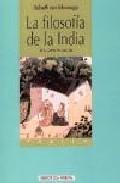 Portada de LA FILOSOFIA DE LA INDIA