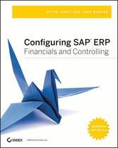Portada de CONFIGURING SAP ERP FINANCIALS AND CONTROLLING