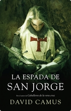 Portada de LA ESPADA DE SAN JORGE
