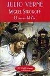 Portada de MIGUEL STROGOFF: EL CORREO DEL ZAR