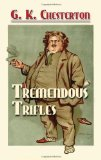 Portada de TREMENDOUS TRIFLES
