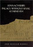 "Portada de SENNACHERIB'S ""PALACE WITHOUT RIVAL"" AT NINEVEH"