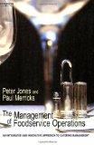 Portada de THE MANAGEMENT OF FOOD SERVICE OPERATIONS BY PETER JONES (1994-11-24)