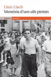 Portada de MEMÒRIA D'UNS ULLS PINTATS - EBOOK