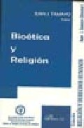 Portada de BIOETICA Y RELIGION