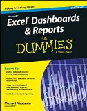 Portada de EXCEL DASHBOARDS AND REPORTS FOR DUMMIES