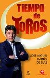 Portada de TIEMPO DE TOROS (INCLUYE DVD)