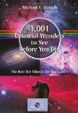 Portada de 1001 CELESTIAL WONDERS TO SEE BEFORE YOU DIE: THE BEST SKY OBJECTS FOR STARGAZERS (PATRICK MOORE'S PRACTICAL ASTRONOMY SERIES)