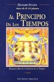 Portada de AL PRINCIPIO DE LOS TIEMPOS: EL QUINTO LIBRO DE CRONICAS DE LA TIERRA