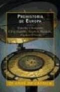 Portada de PREHISTORIA DE EUROPA