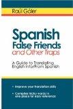 Portada de SPANISH FALSE FRIENDS AND OTHER TRAPS