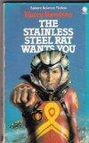 Portada de STAINLESS STEEL RAT WANTS YOU