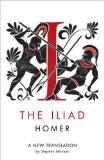Portada de THE ILIAD: A NEW TRANSLATION