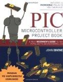 Portada de MICROCONTROLLER PROJECT BOOK,00 1/E