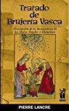 Portada de TRATADO DE BRUJERIA VASCA: DESCRIPCION DE LA INCONSTANCIA DE LOS MALOS ANGELES O DEMONIOS