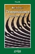 Portada de TRANSPOSICIONES: SOBRE LA ETICA NOMADA