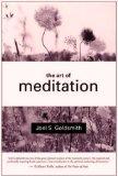 Portada de THE ART OF MEDITATION