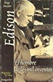 Portada de EDISON, EL HOMBRE DE LOS MIL INVENTOS