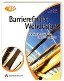 Portada de BARRIEREFREIES WEBDESIGN. ATTRAKTIVE WEBSITES ZUGÄNGLICH GESTALTEN