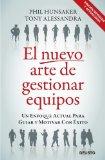 Portada de EL NUEVO ARTE DE GESTIONAR EQUIPOS (HABILIDADES DIRECTIVAS) DE HUNSAKER, PHIL (2010) TAPA BLANDA