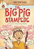 Portada de THE BIG PIG STAMPEDE (GOAT BOY CHRONICLES) BY BOB HARTMAN (2015-09-01)